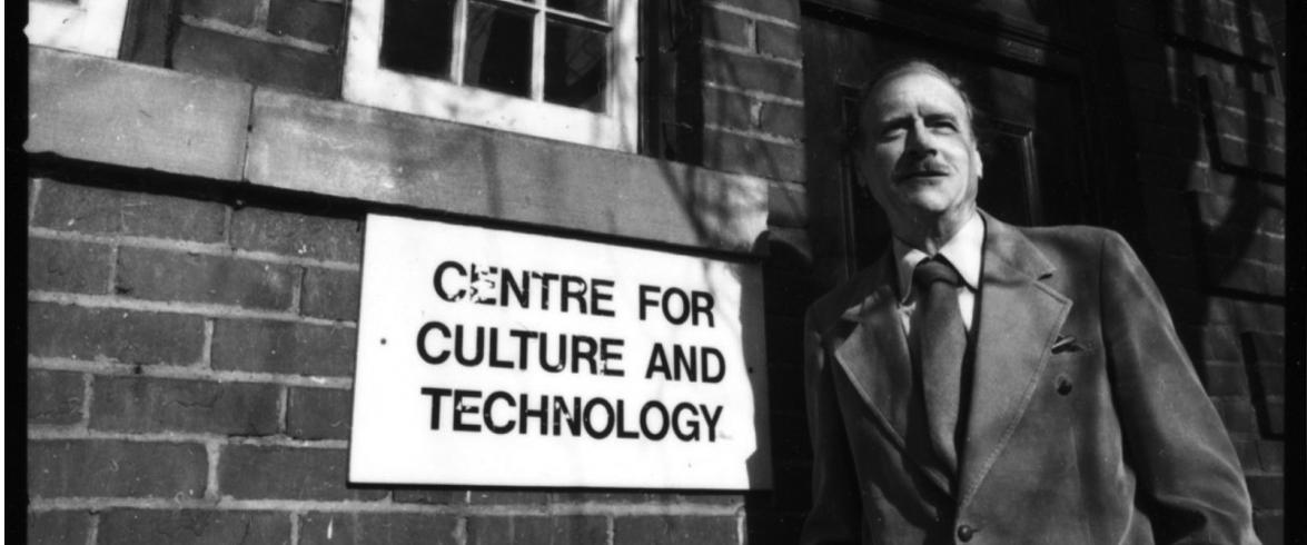 Marshall McLuhan (1973)