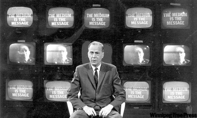 Ciclo de entrevistas a McLuhan